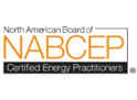 North American Board of Certified Energy Practitioners NABCEP logo