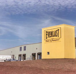 Everlast Fitness Corporation, ProstBuilders Industrial Project