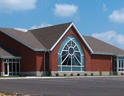 St. Andrews Catholic Church,Prost Builders -Religious Project
