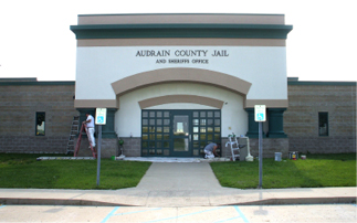 Audrain County Jail Prost Builders Project